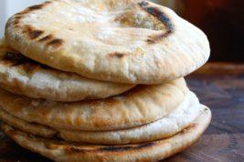 Grecia: ricetta del pane Pita