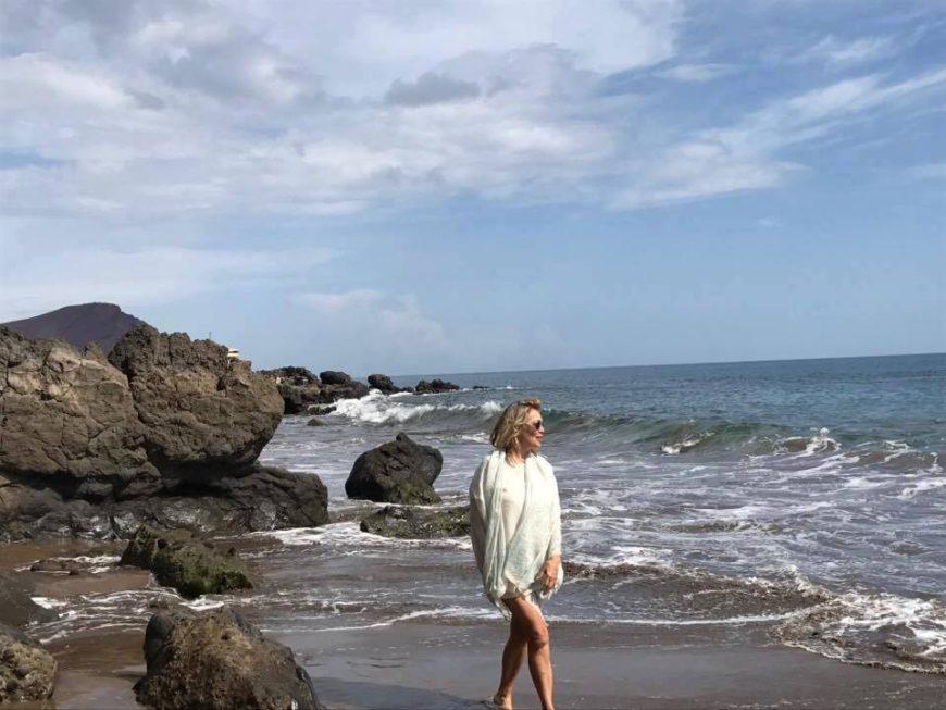 Lou Bertolotti: «Tenerife mi ha cambiato la vita»