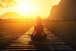 La meditazione migliora la vita