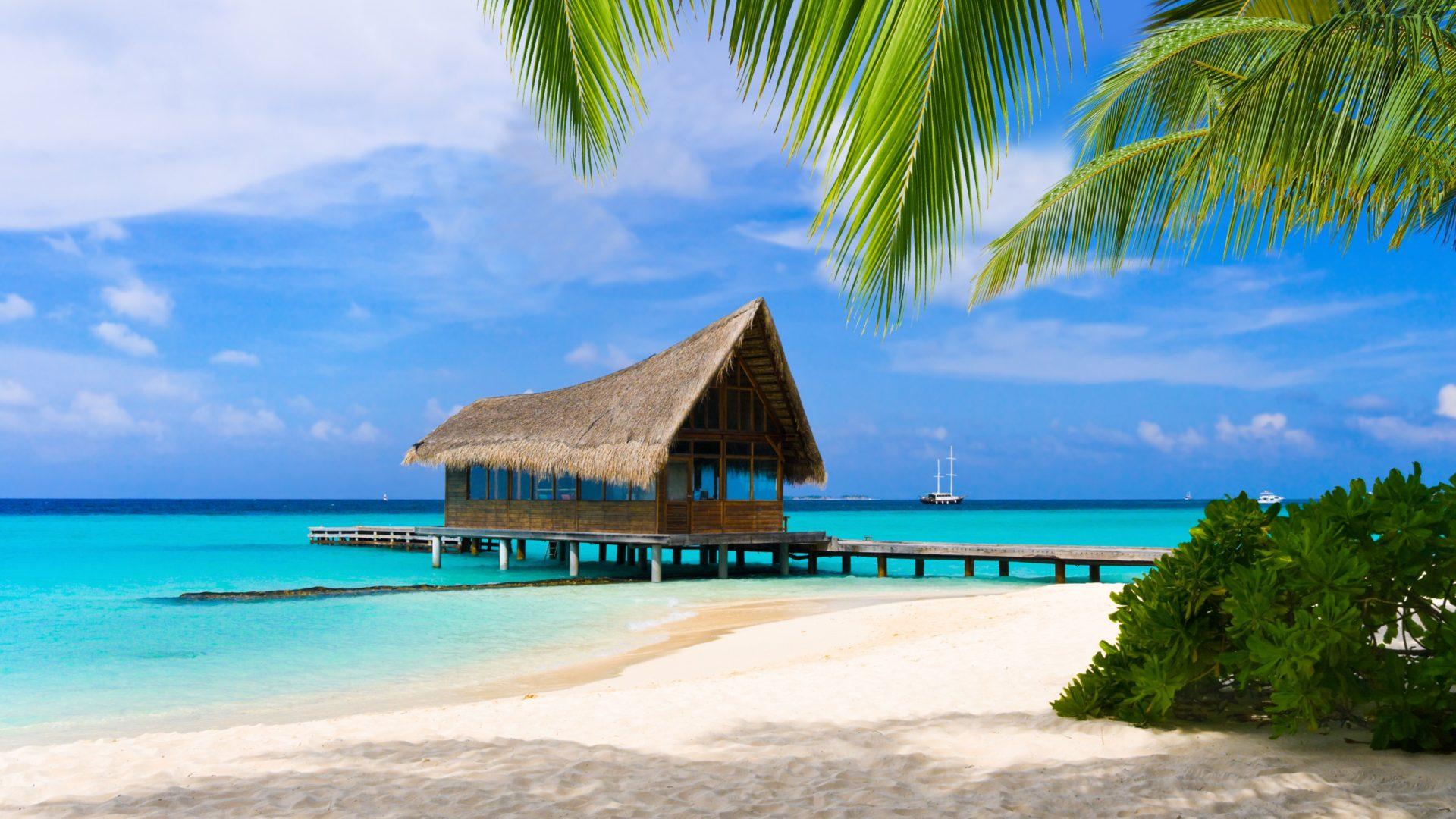 Cambio vita e vado a vivere alle Maldive