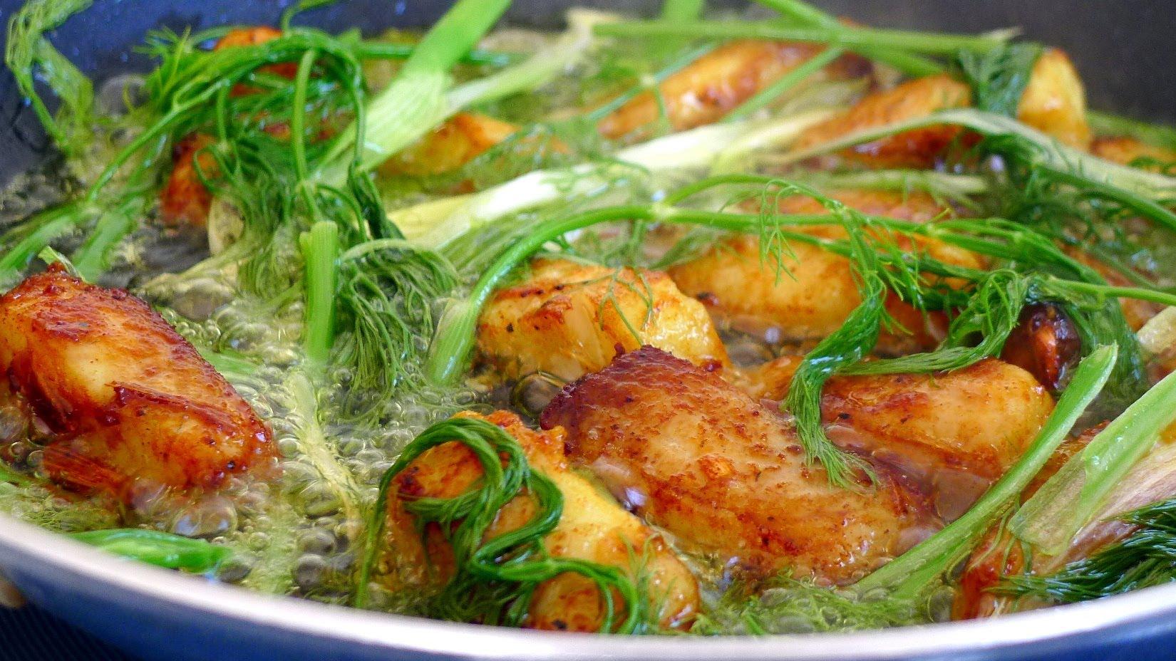 Cha-ca vietnam ricetta