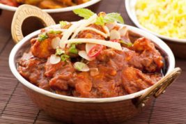 ricetta del phall curry