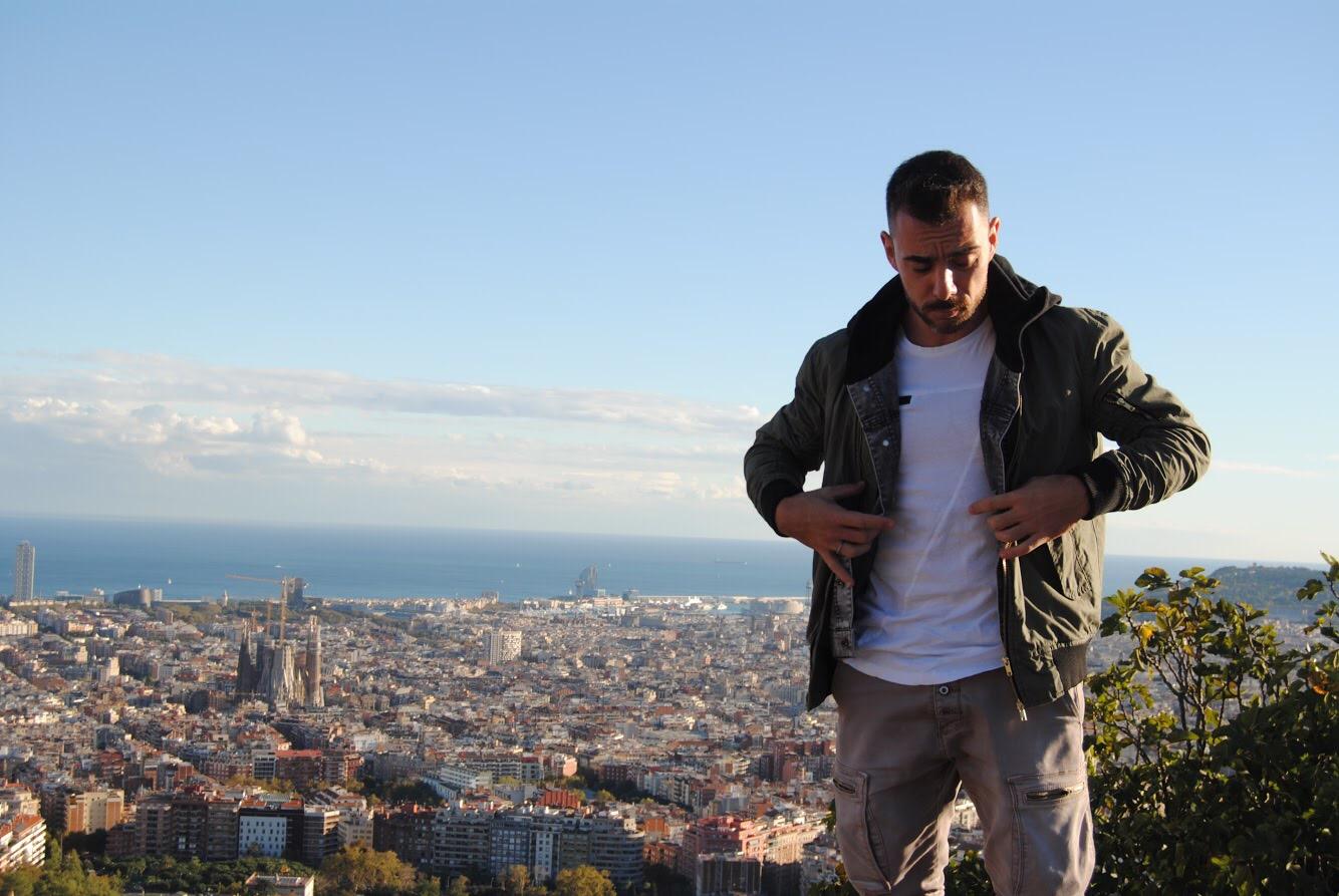 Marco Balzano titolare di Todoitaliano Barcellona