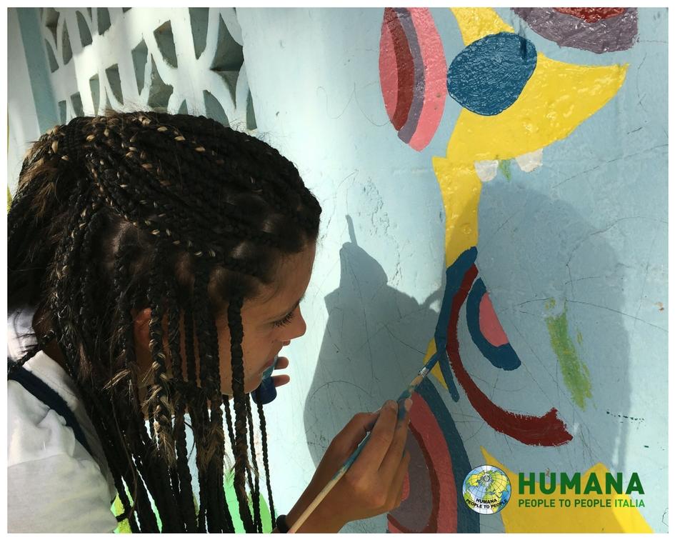 humana mozambico