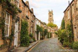Studiare inglese a Edimburgo