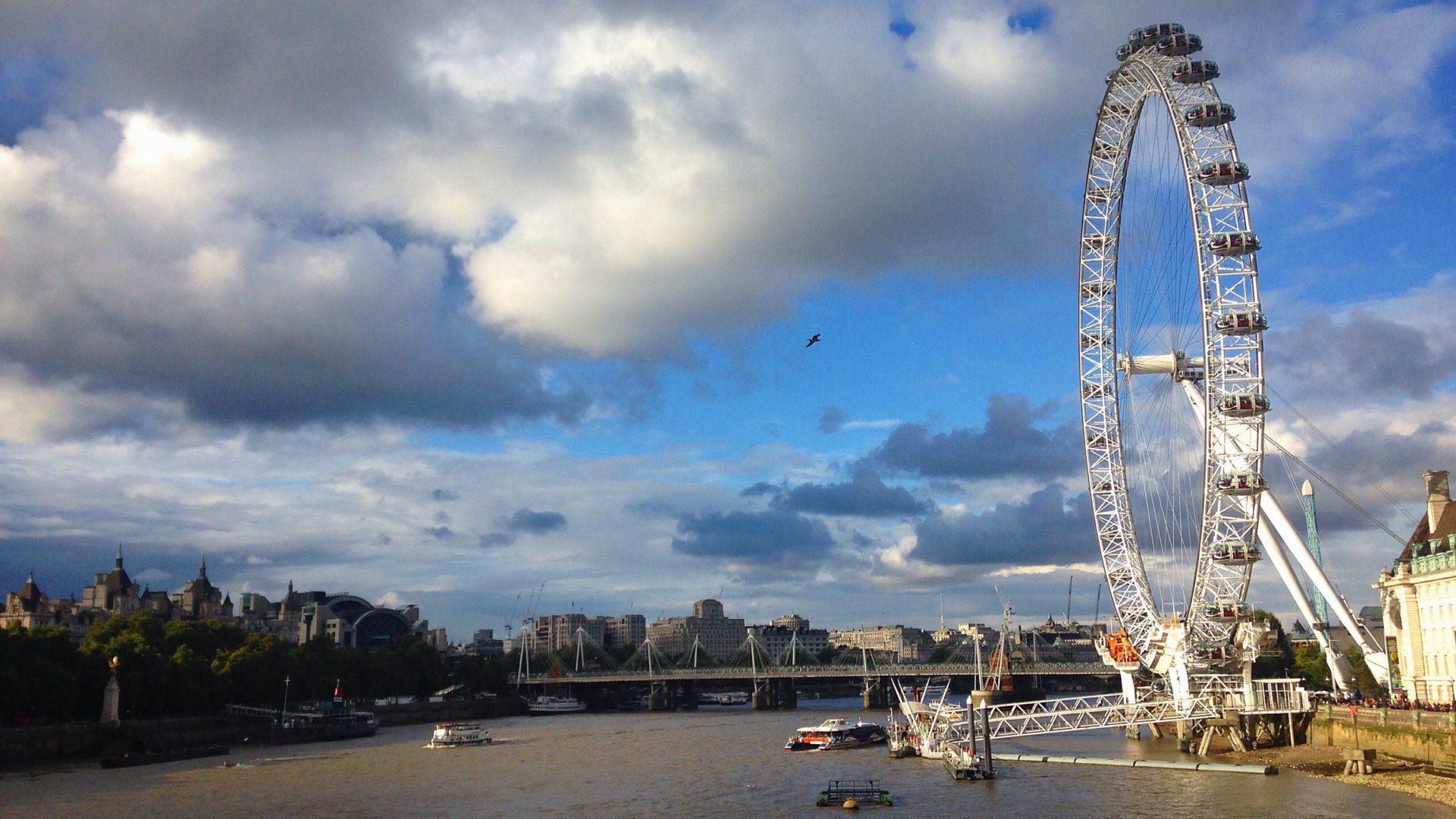 Come vedere Londra dall'alto