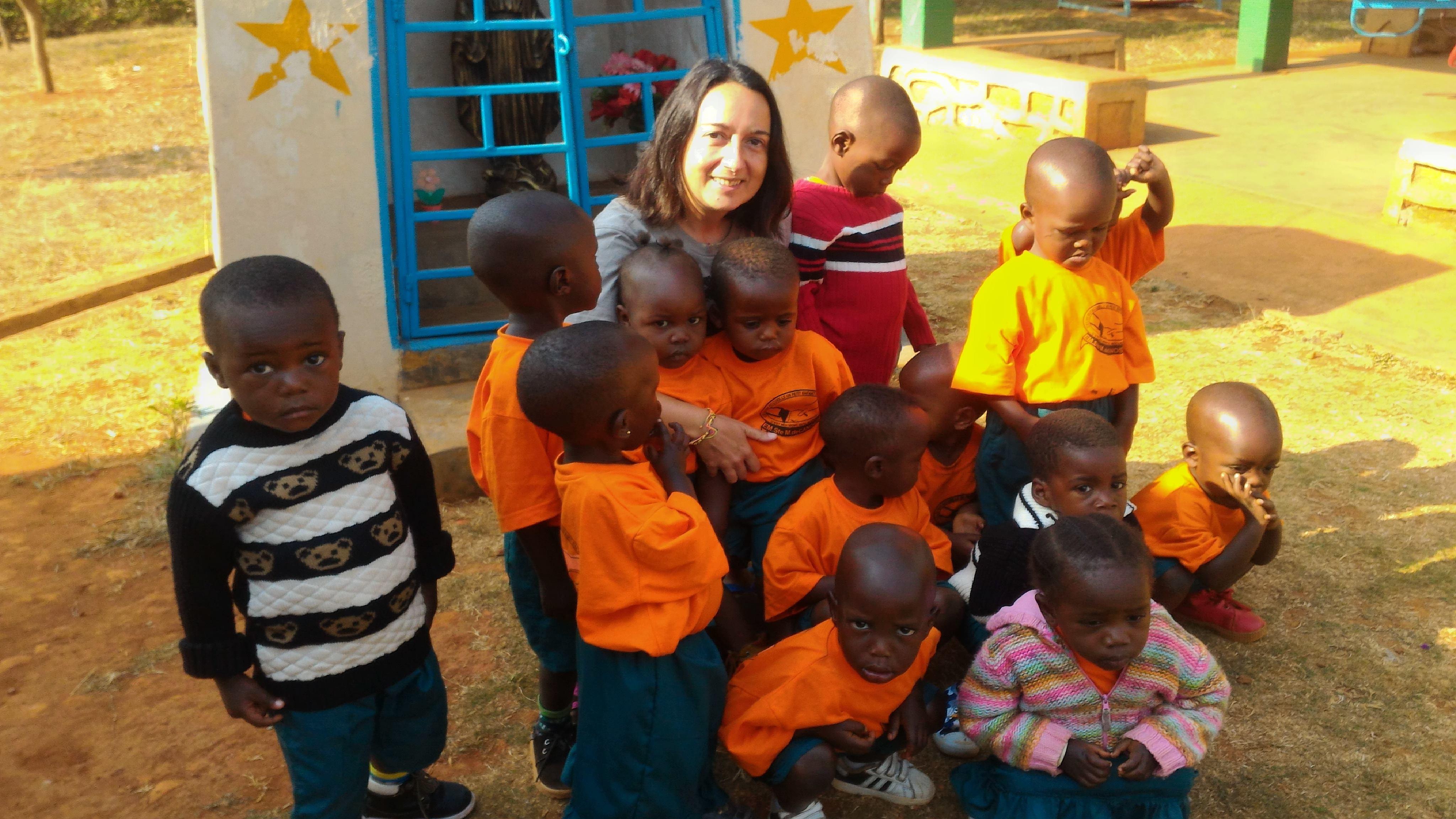 VOLONTARIATO LAICO IN CONGO