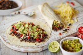 Tex-Mex: ricetta del burrito