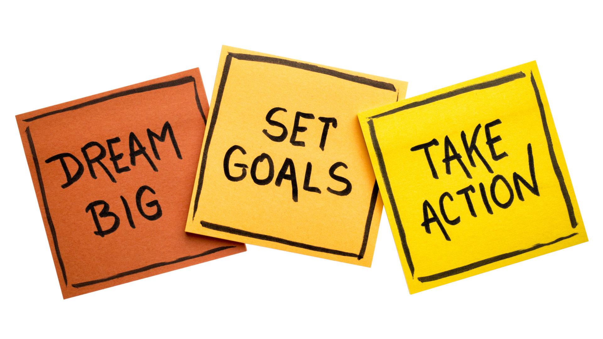 Come centrare obiettivi nella vita comunicando meglio