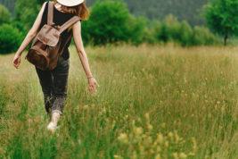 Alla ricerca dell'essenzialità: riappropriamoci della semplicità di viaggiare a piedi