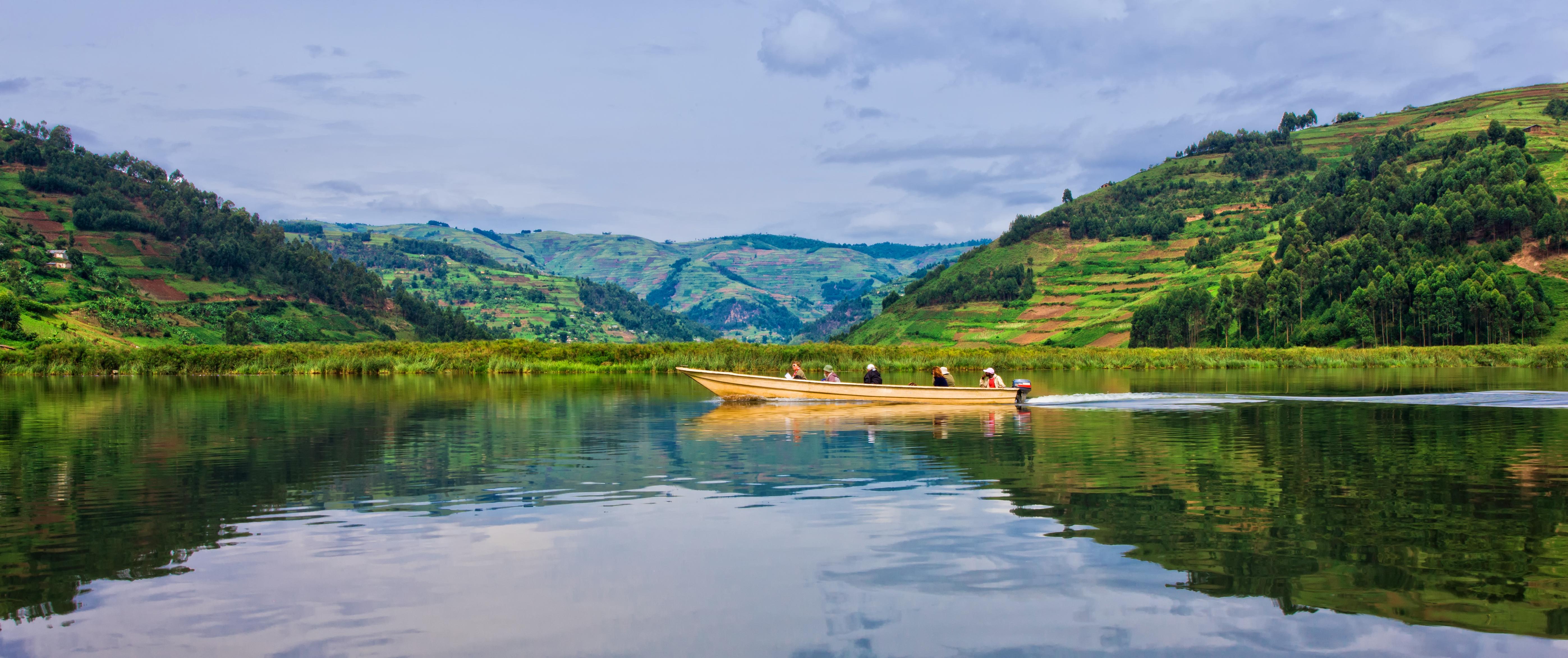 una nuova vita in uganda