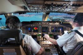 diventare pilota di aereo