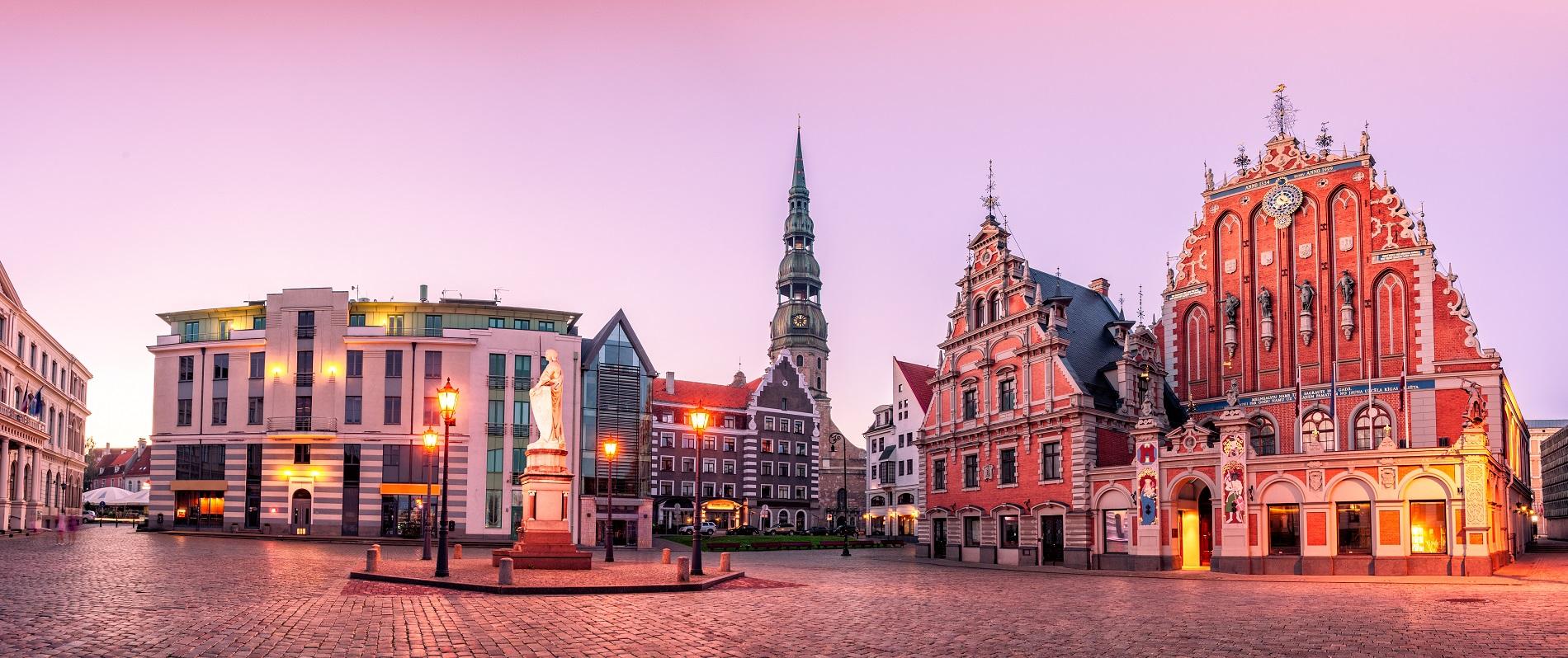 ANDARE A VIVERE IN LETTONIA