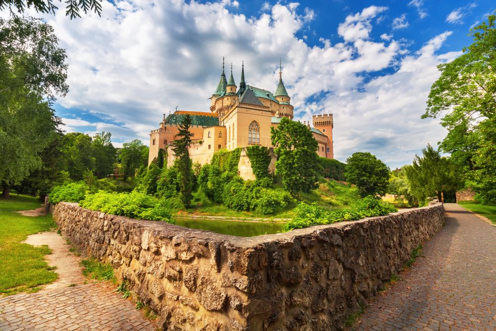 castello slovacchia