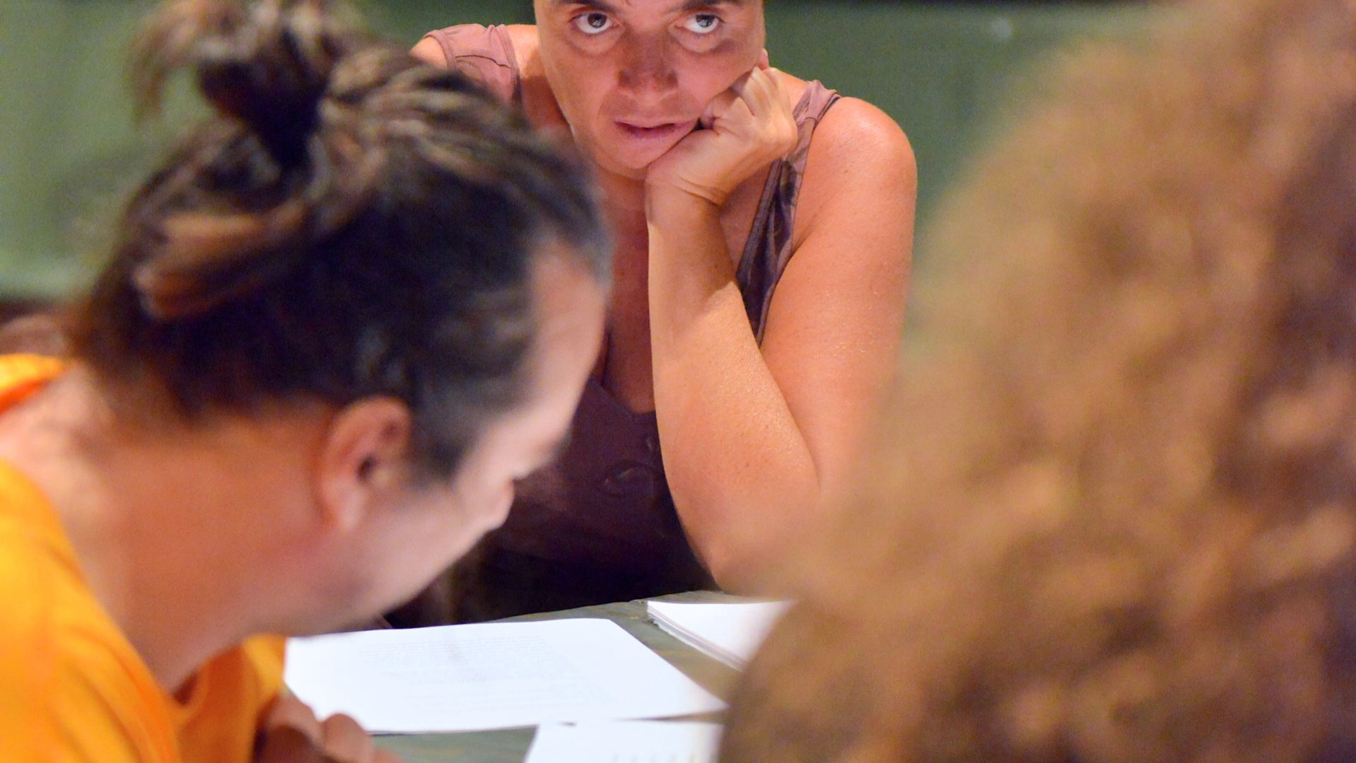 Laura Caparrotti (attrice)