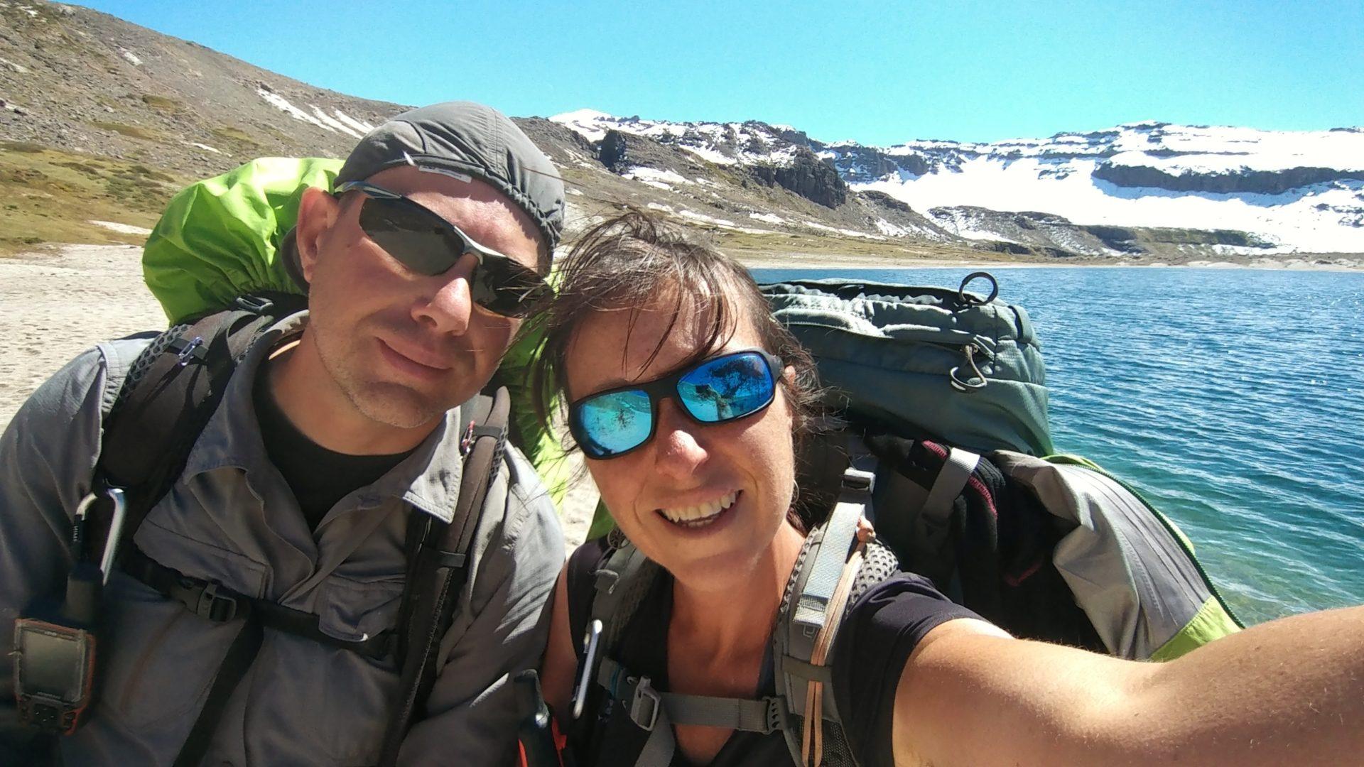 """Spedizione """"Greater Patagonian Trail"""" di 2 cuori in cammino: il racconto"""