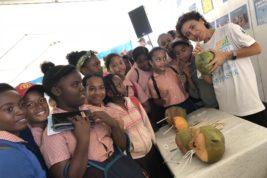 Gabriella Silvestri e il progetto per salvare Rodrigues Island (Mauritius)