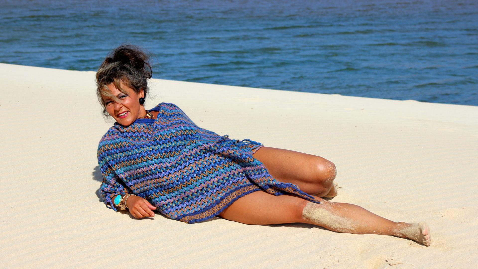 Marilena (51 anni) ricomincia una nuova vita a Capo Verde