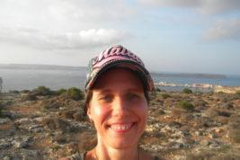Chiara Tallin, un'italiana a Malta