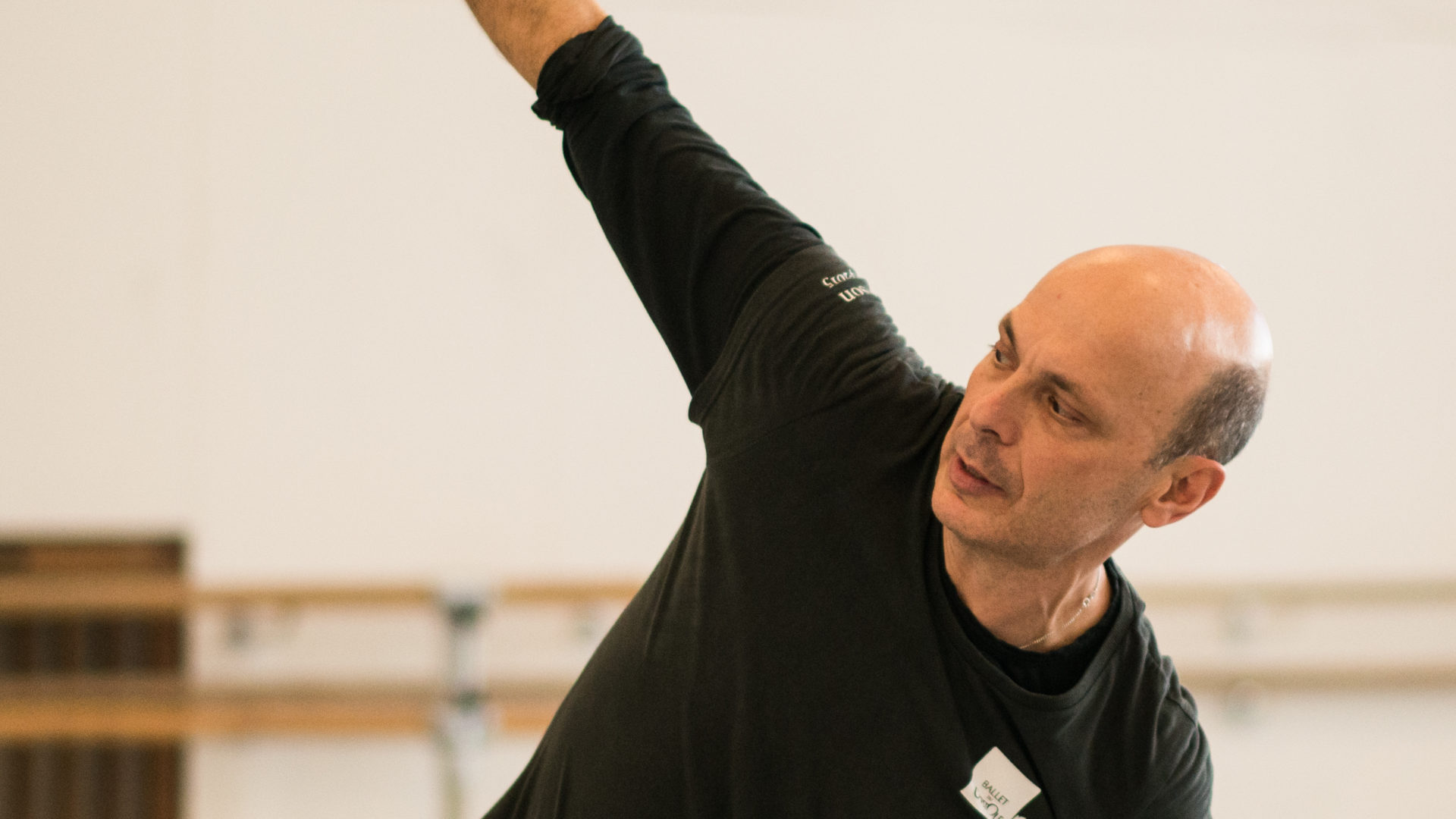 Davide Bombana coreografo
