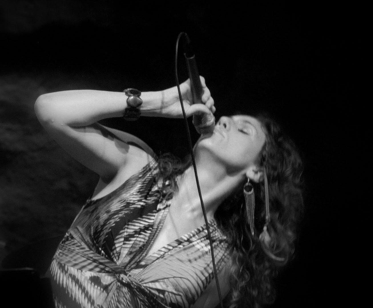 Elisa Rosselli, cantante italiana