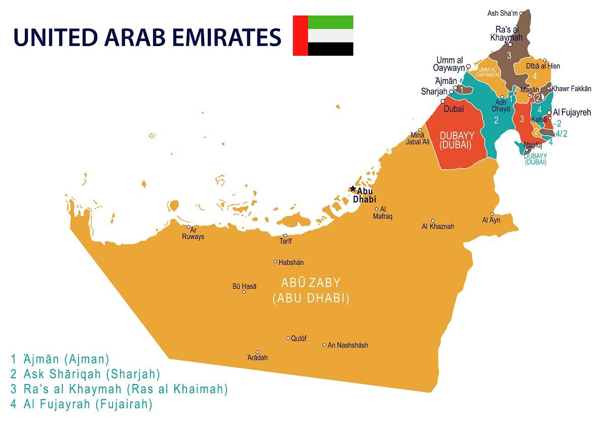 LAVORO A DUBAI