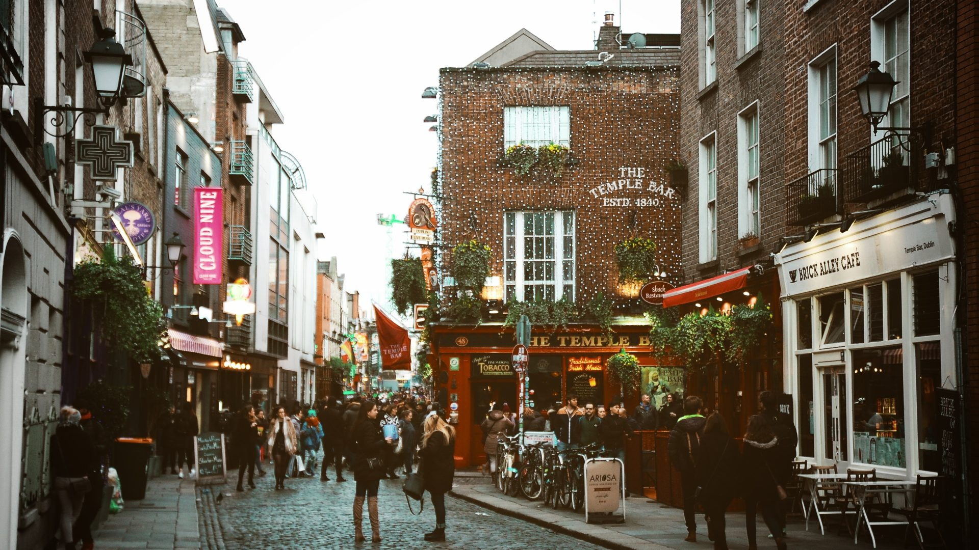 Dublino: cercasi tirocinante dipartimento IT