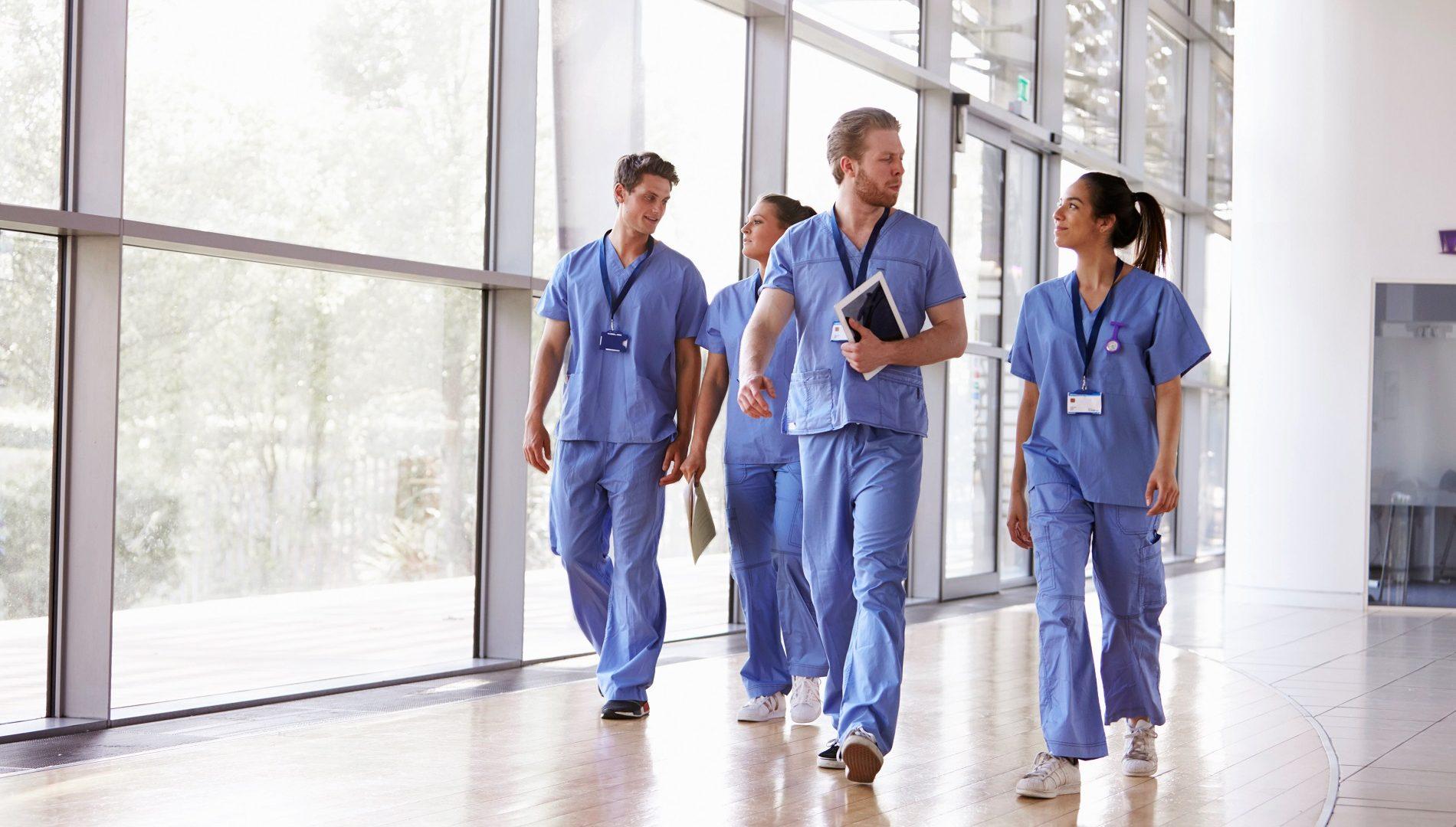 Lavoro, la Germania a caccia di infermieri