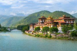 Cambio vita e vado a vivere in Bhutan