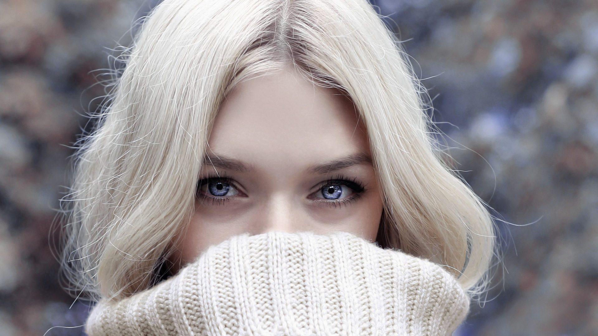 bionde con gli occhi azzurri