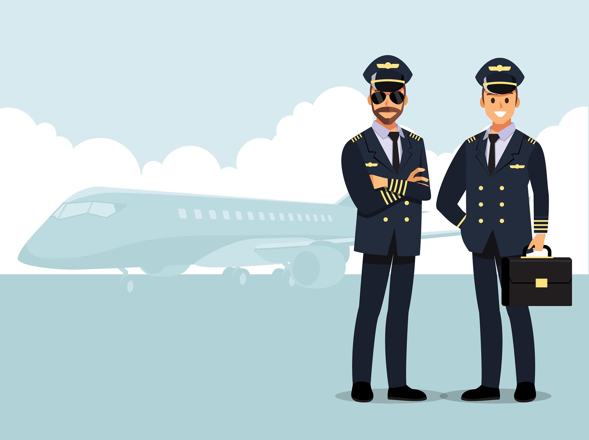 professione pilota
