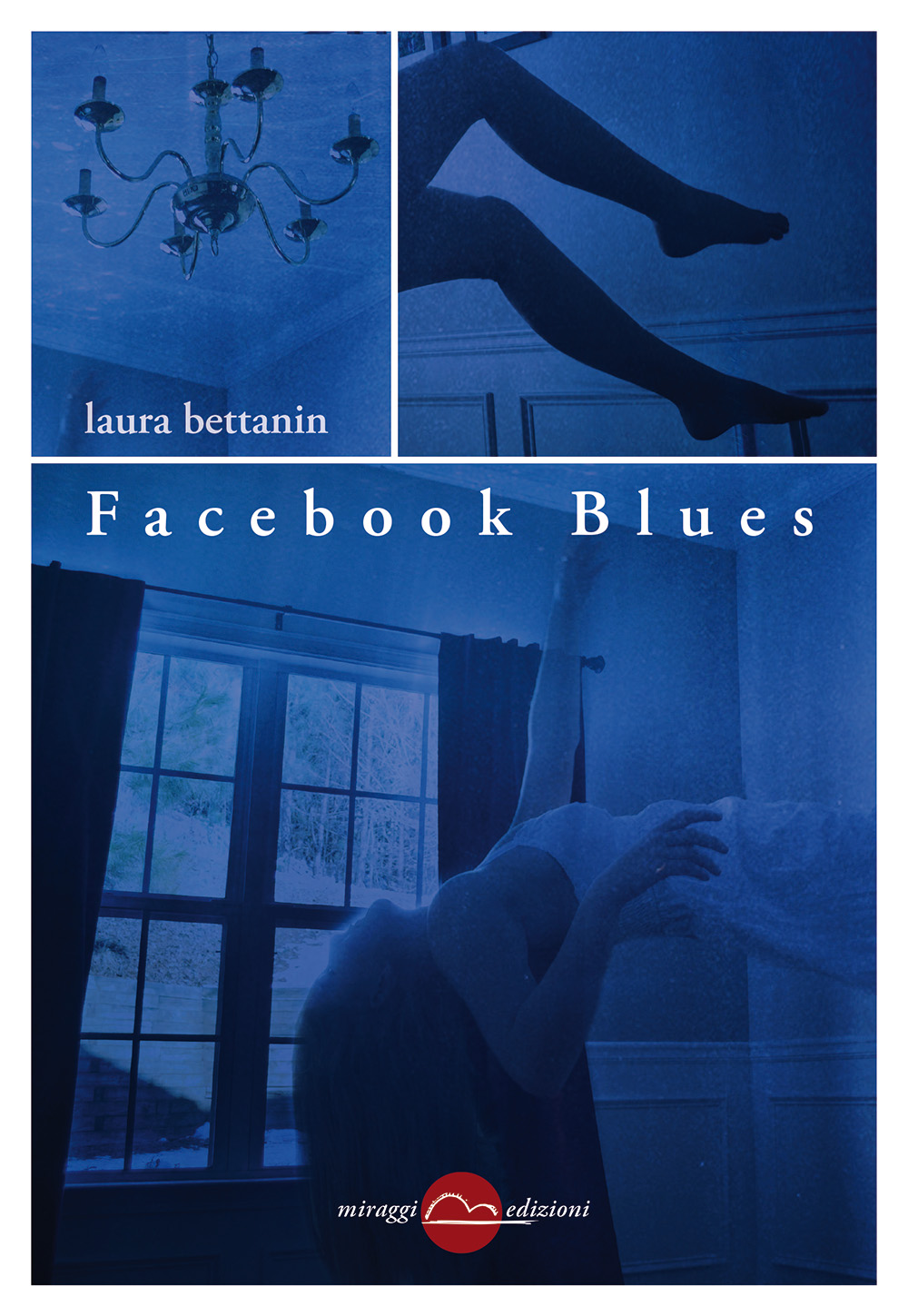 """Facebook Blues"" il romanzo di Laura Bettanin"