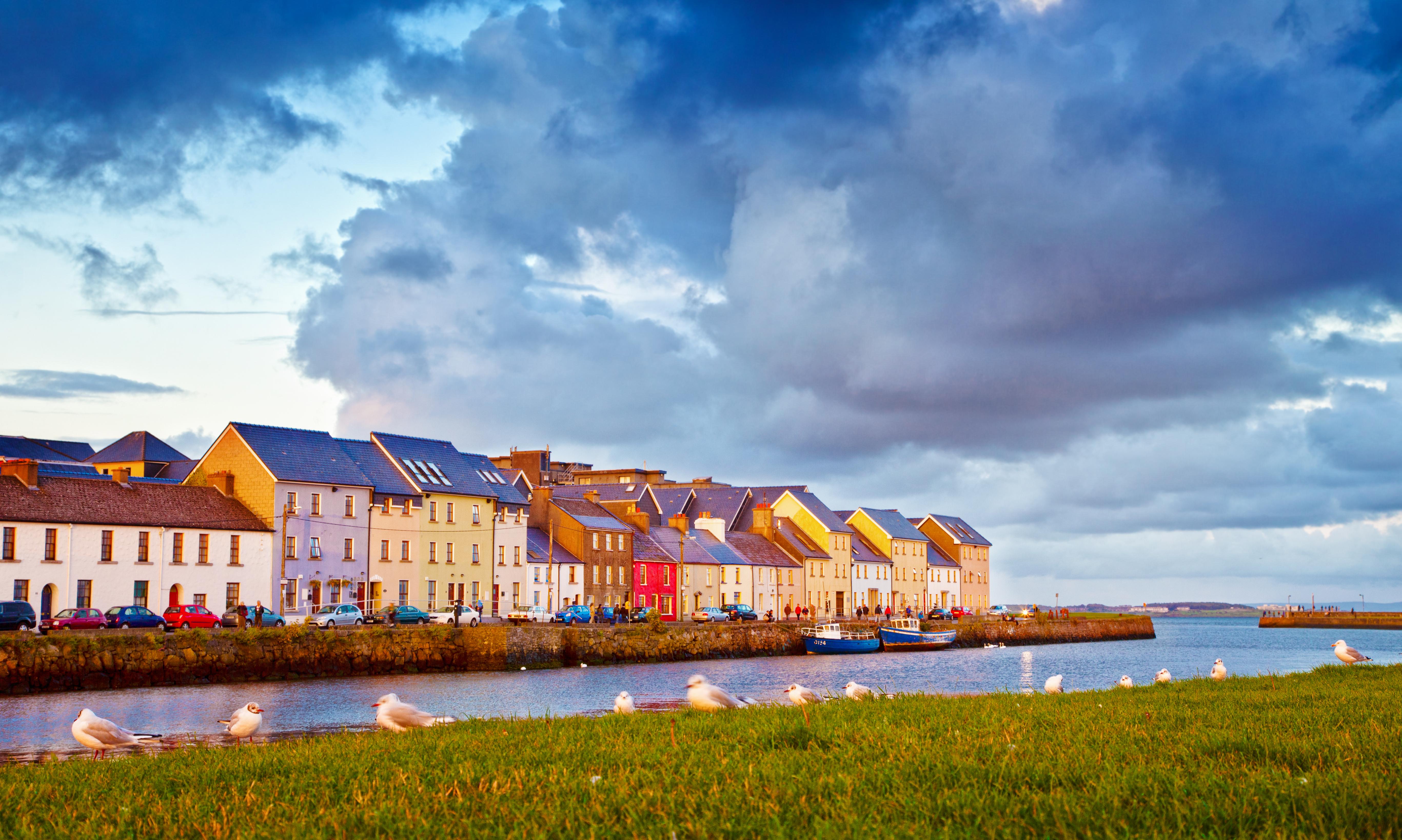 una nuova vita in irlanda