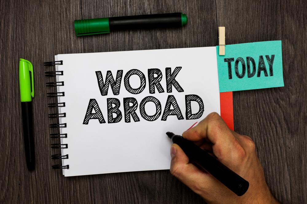 lavoro estero