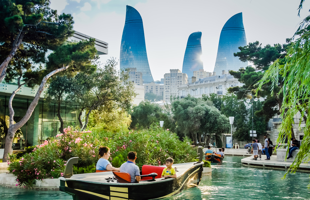 VIVERE IN AZERBAIJAN