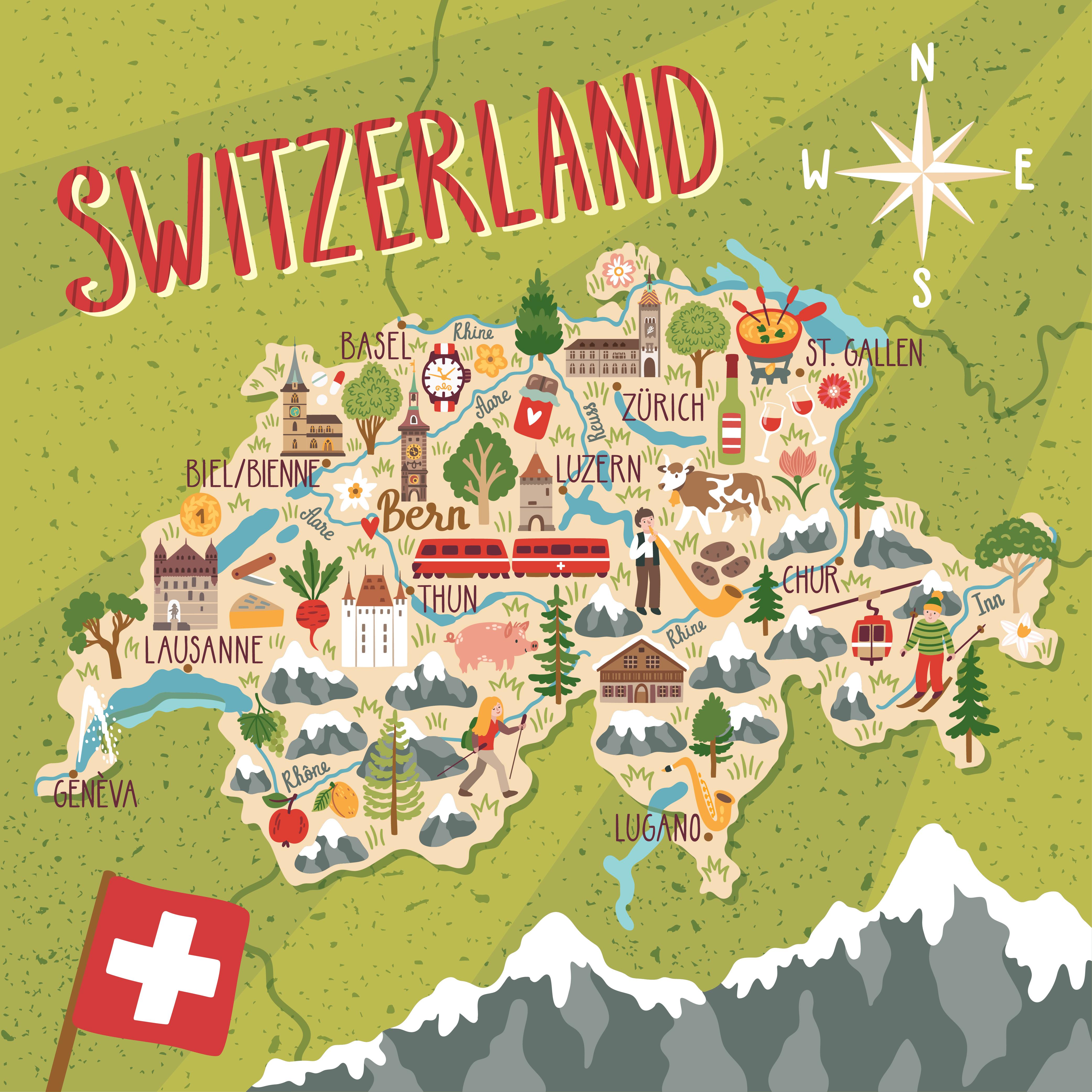 Offerte Lavoro Architetto Germania ▻ trovare lavoro in svizzera: la guida completa 2020 ◁