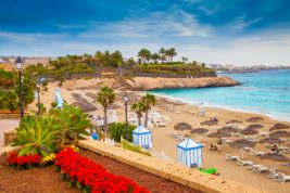Lavorare a Tenerife