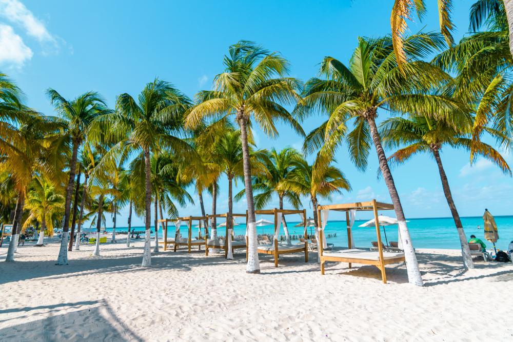 Playa Norte, Messico - spiagge più belle del mondo