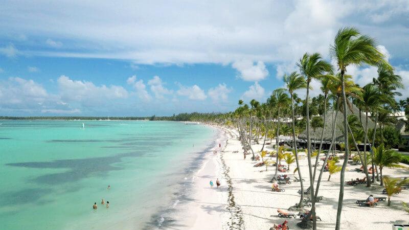 Bavaro Beach, Punta Cana - migliori spiagge del mondo