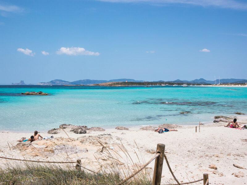 Playa de ses Illetes, Formentera - spiagge più belle nel mondo