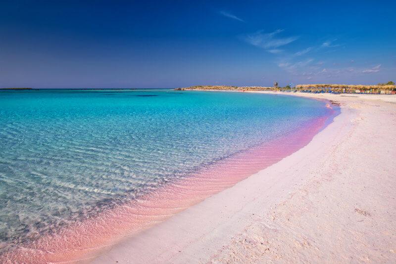 Spiaggia di Elafonissi, Creta - spiagge migliori al mondo
