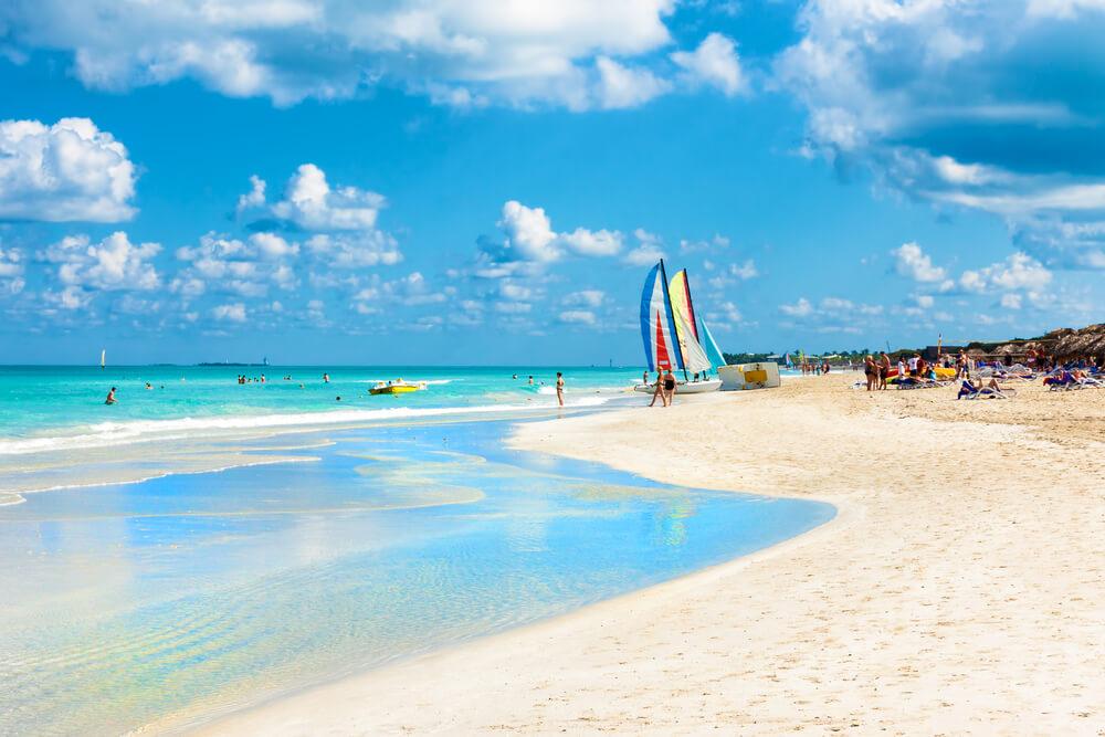 Varadero, Cuba - spiagge bellissime nel mondo