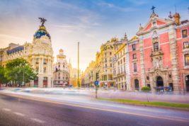 STUDIARE SPAGNOLO A MADRID