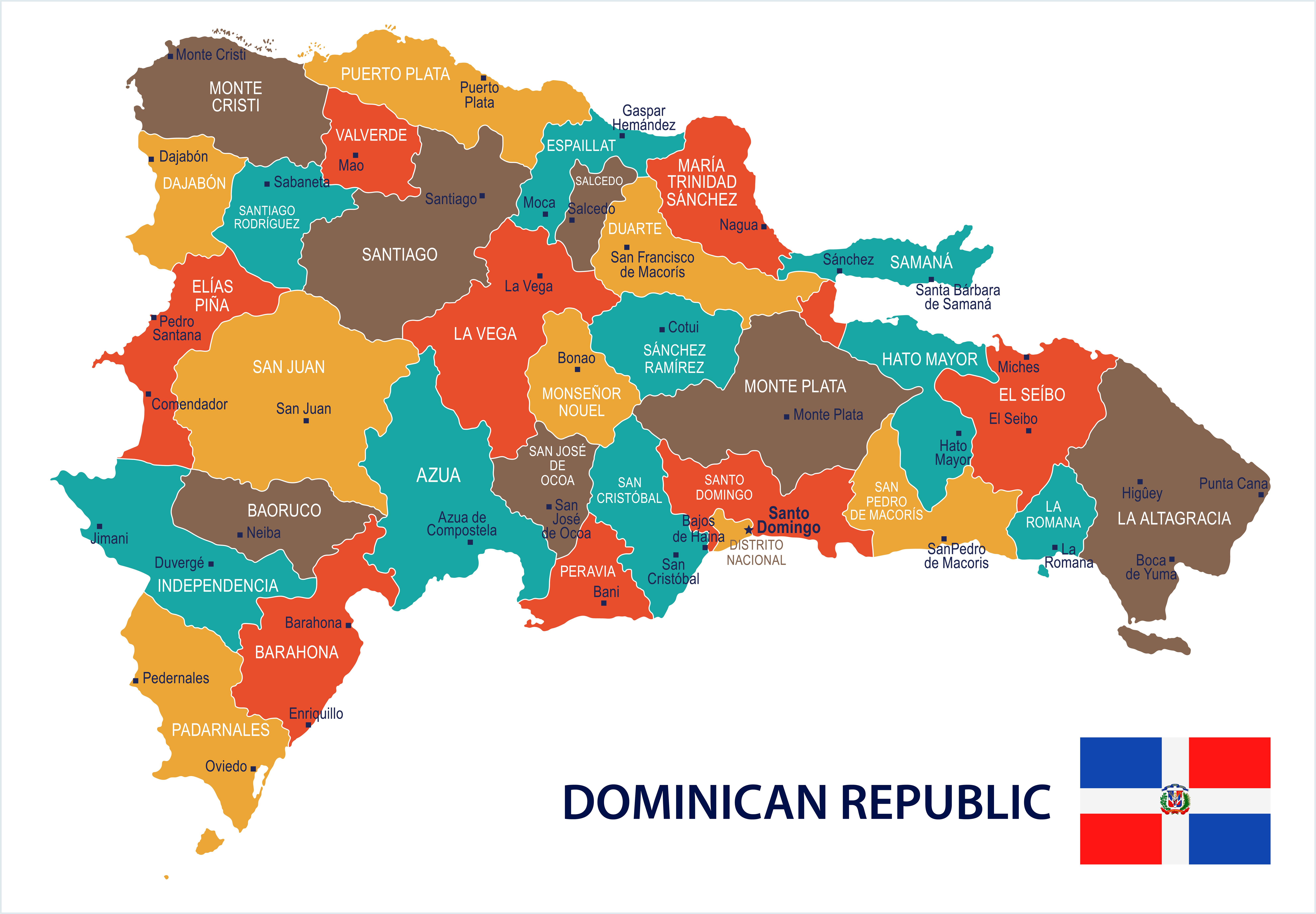 dove vivere in repubblica dominicana