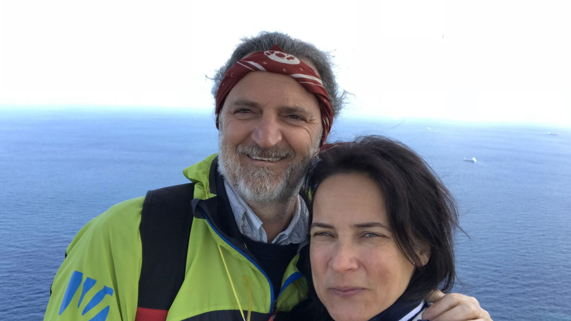 Barbara Iandolo e Leonardo Alessandroni