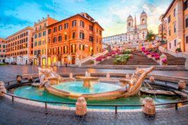 LAVORARE A ROMA