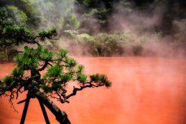 Beppu, la città giapponese