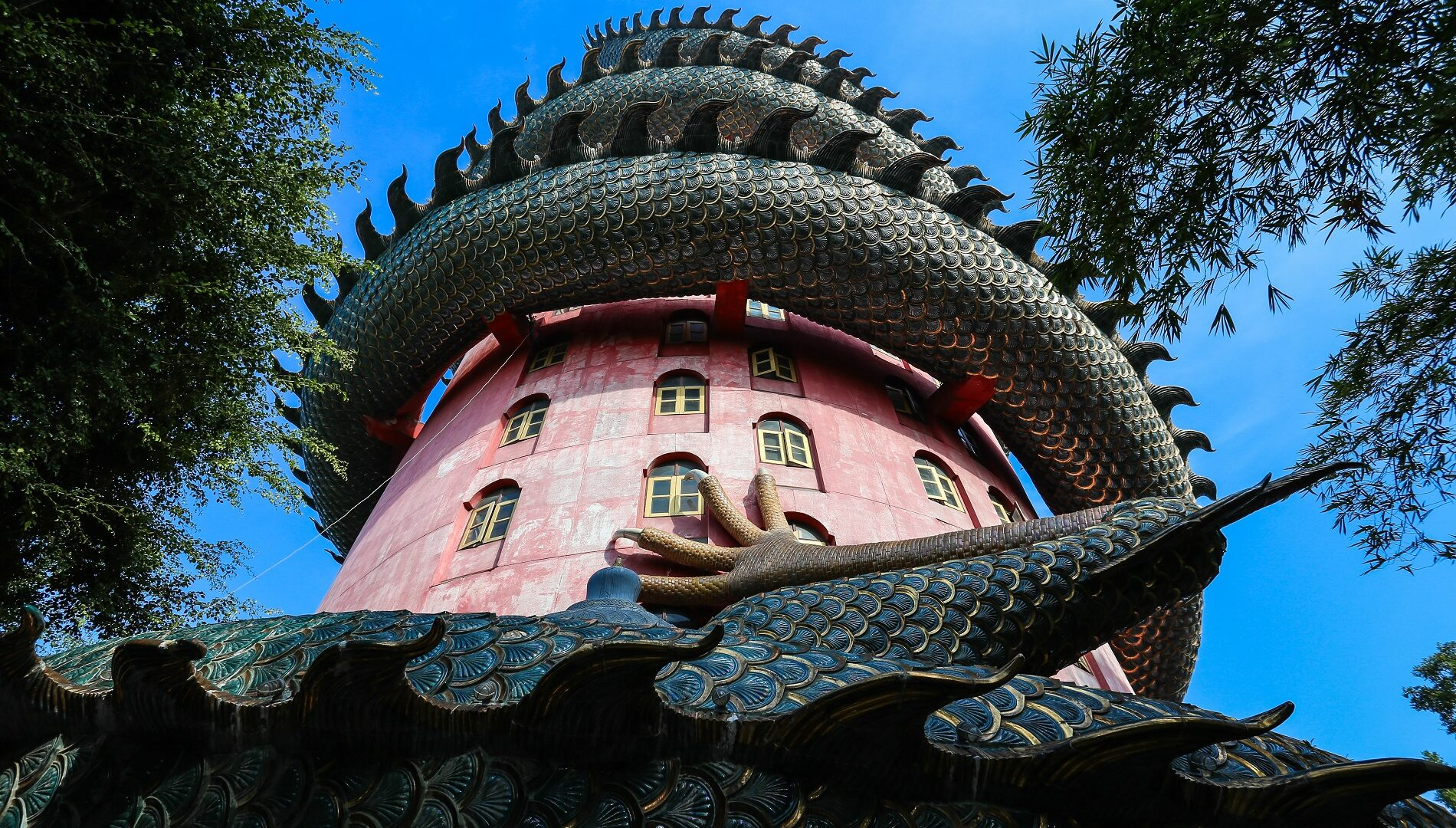 Wat Samphran (Thailandia)