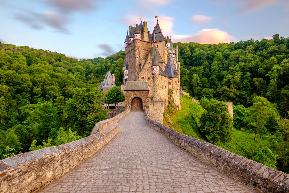 castello di Eltz BELLA ADDORMENTATA