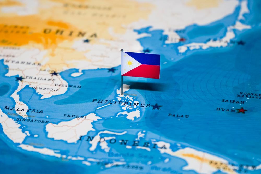 dove sono le filippine